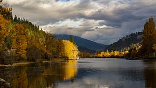 Lower St Joe River, Idaho