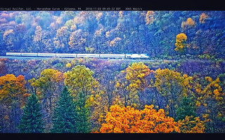 Horseshoe Curve in autumn | by dschirf