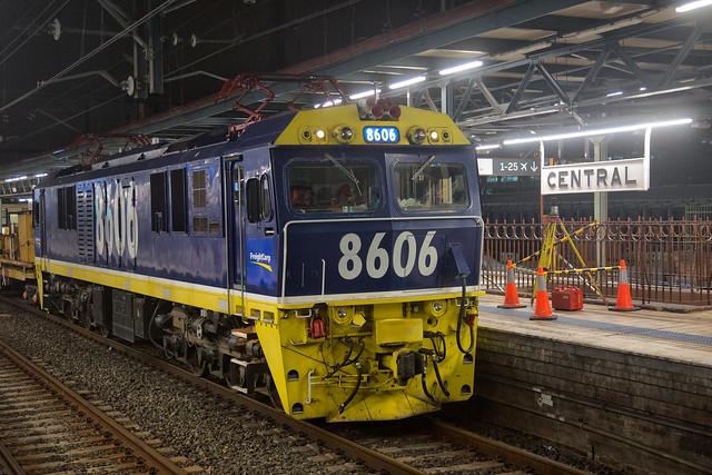 New Year, Same Train