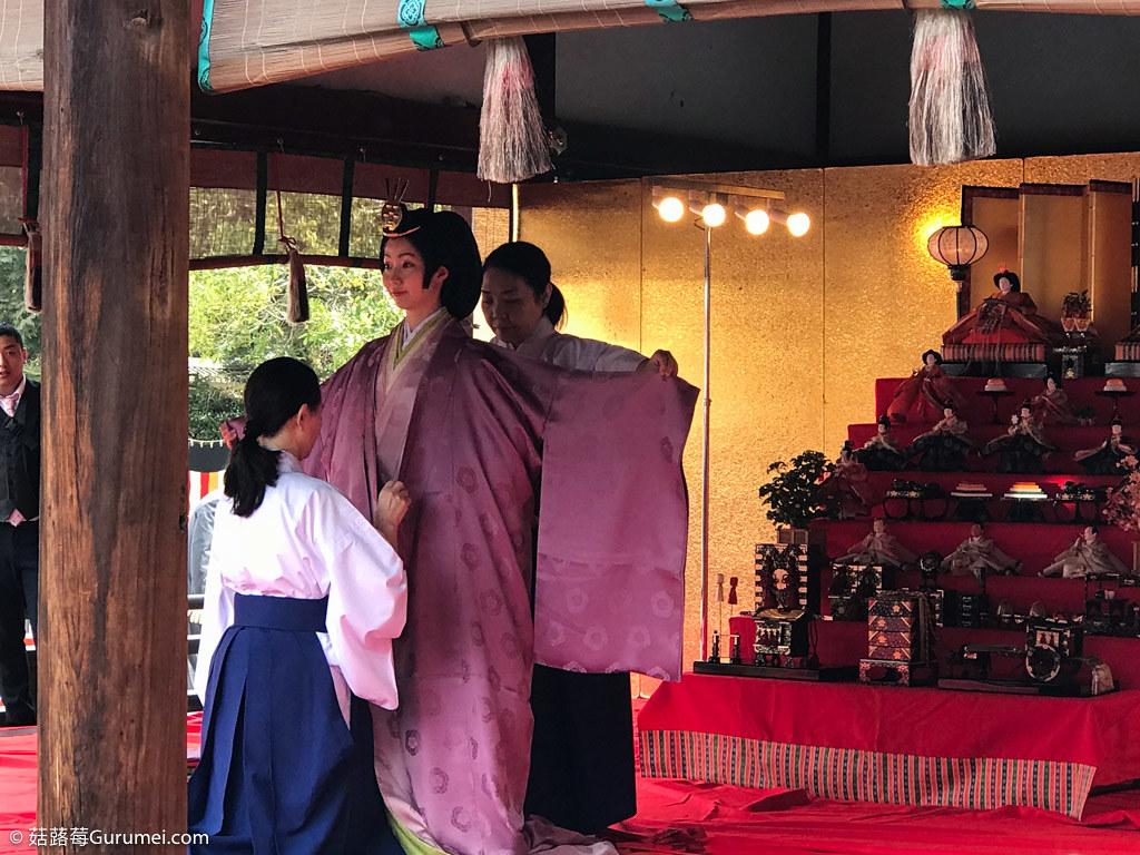 打工度假-京都生活-女兒節-015