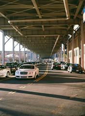Freeway Underpass