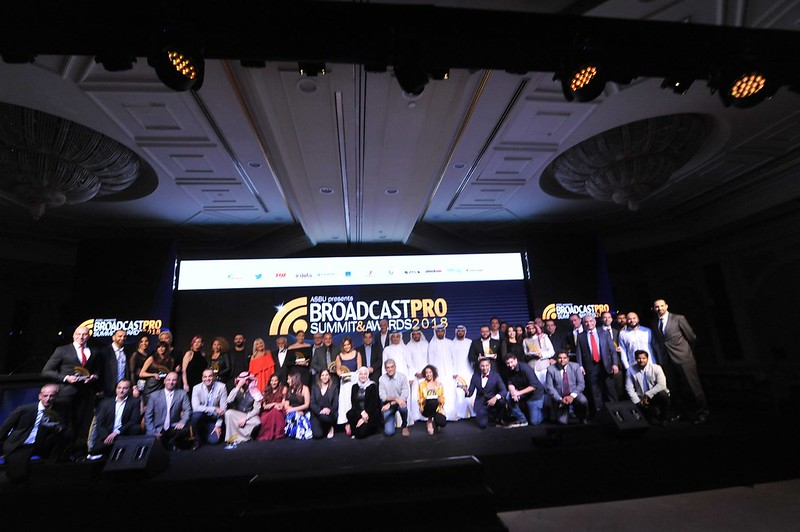 BroadcastPro Summit and Awards 2018