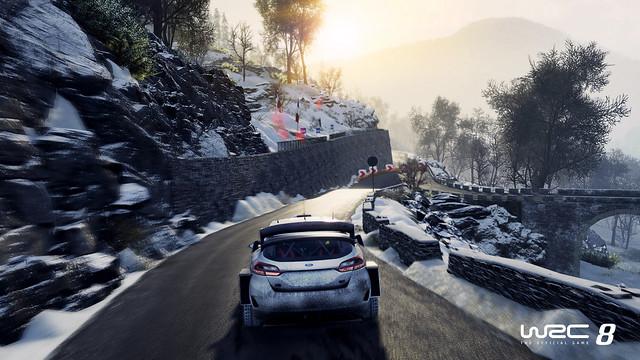 WRC Snow