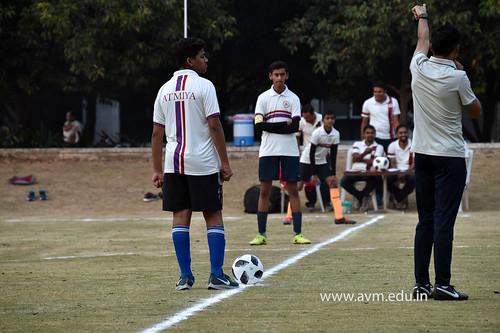 Inter House Football Competition 2018-19 1 (6) | by Atmiya Vidya Mandir