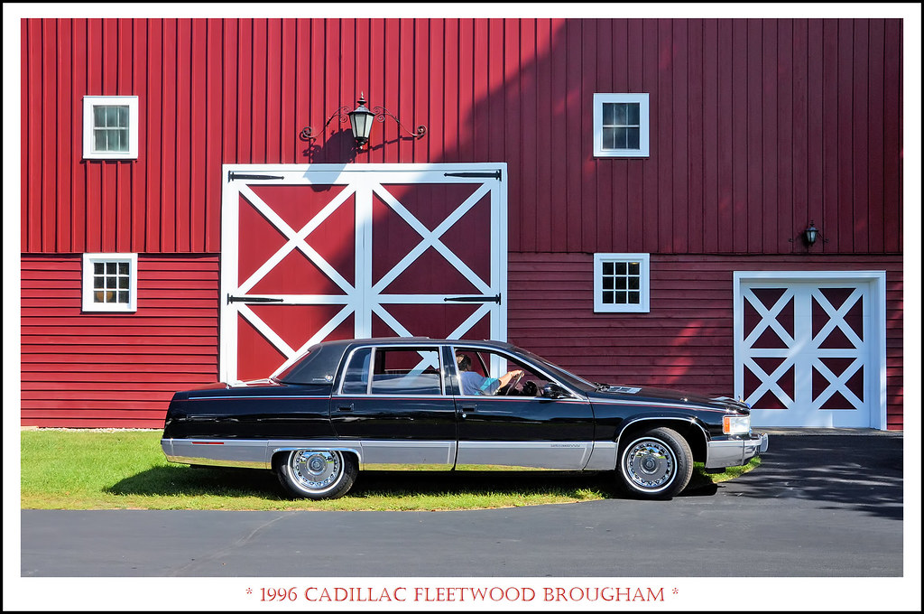 1996 Cadillac Fleetwood Brougham The September 22 2018 Ca Flickr