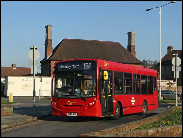 Go Ahead London Metrobus 162