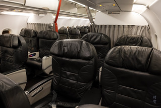 Small Business Class cabin | by A. Wee