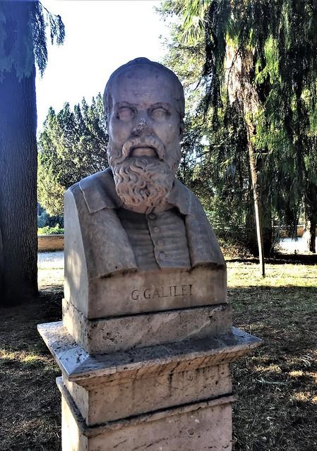 Galileo Galilei  [replica]