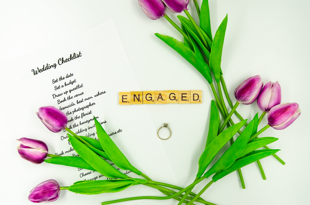"""Engaged - Spelled Out 