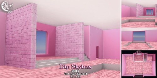 *NW* Dip Skybox - Pink | by NeverWish
