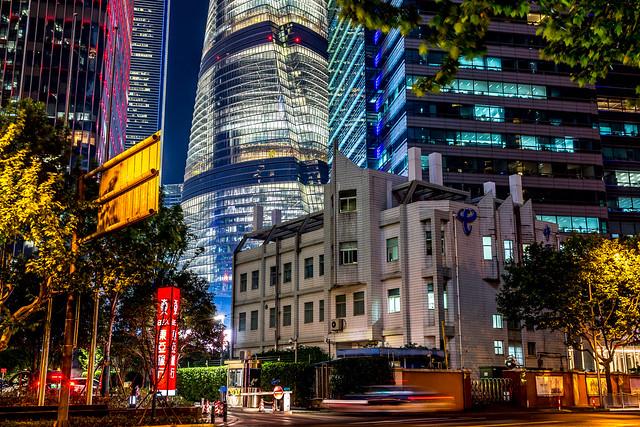 Shanghai #12 - Pudong constrats [Explored]