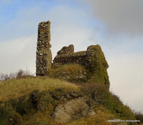 inchcastleruin abandoned forgotten historic donegal ireland countydonegal landscape fort sonydsch400