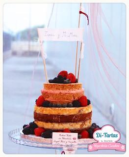 tarta naked frutos copia | by DiTartas