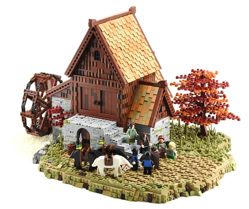 Ambarvale Mill