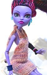 Monster High Knit Dress