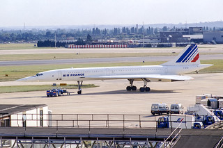 Air France BAC/SUD Concorde 101 F-BTSD | by Neil D. Brant