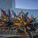 The Big Edge at Aria Resort & Casino (Las Vegas, Nevada)