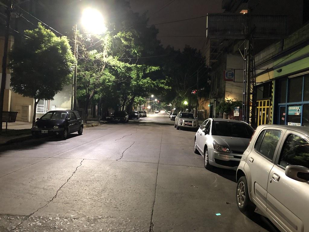 15 Ruta nocturna Lomas de Zamora