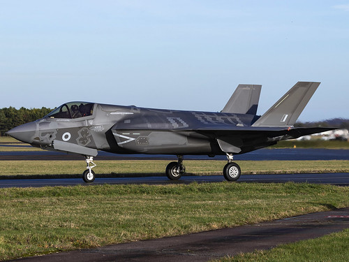 Royal Air Force   Lockheed Martin F-35B Lightning II   ZM140   by MTV Aviation Photography