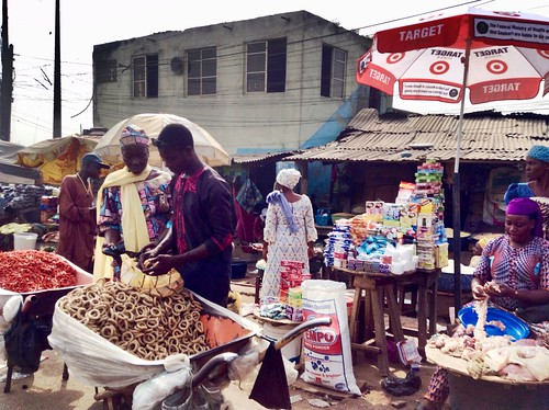 nigeria ibadan ojemarket