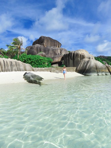 Anse Source D'Argent 3   by Viajeros360