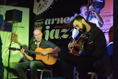 XI Muestra de Jazz. Concierto Menil