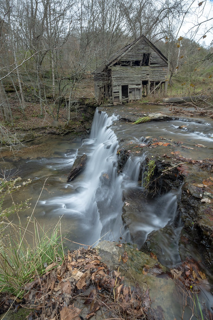 Little Eagle Creek Falls, Overton County, Tennessee 3