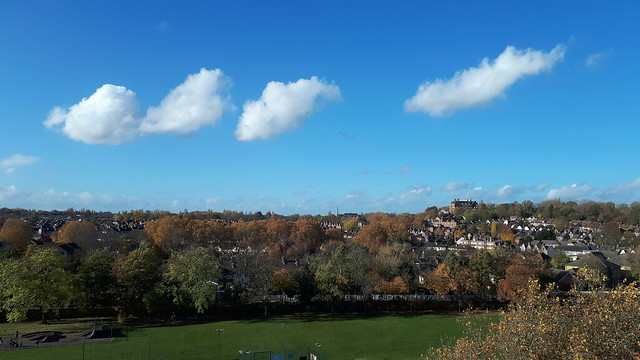 Ladywell clouds
