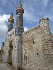 Gök Medresesi (the Celestial Madrasa), Sivas, Turkey