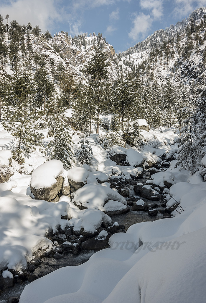 Snow White Stream