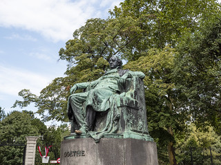 Goethe Statue | by Son of Groucho