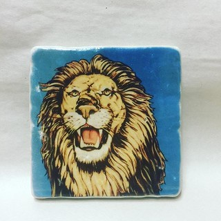 #vintage #lion #löwe #circus