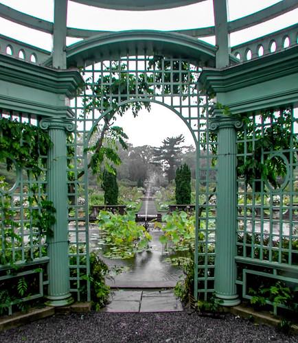 Old Westbury Gardens Long Island: OLD WESTBURY GARDENS (#110 In Series) Long Island NY Ameri