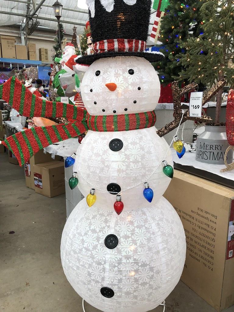 Lowes Christmas.Lowes Christmas Display Lowes Christmas Display Flickr