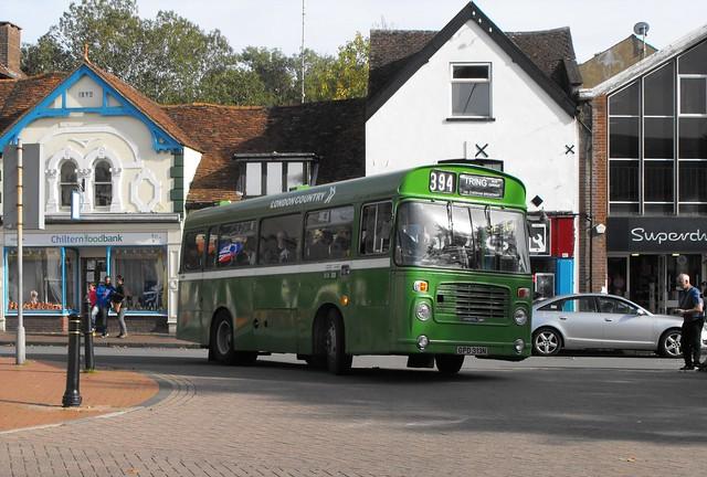 BN 45, GPD 313N, Bristol LH @ Chesham 2018 (2)