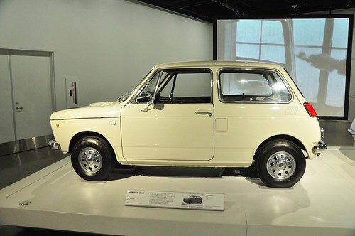 Honda N600 | by Oxiourus with slow internet
