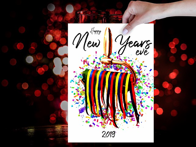 Happy New Year and all the best for 2019