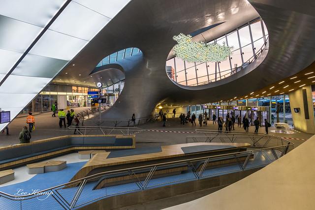 Arnhem Central Station 1