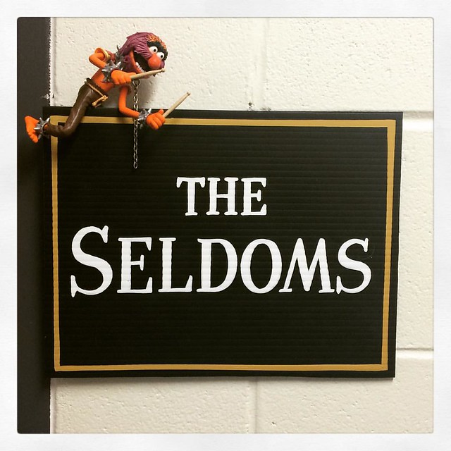The Seldoms