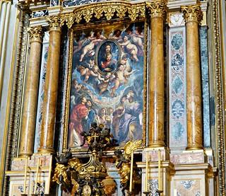 Rubensin alttaritaulu  Chiesa Nuova | by helipekkarinen