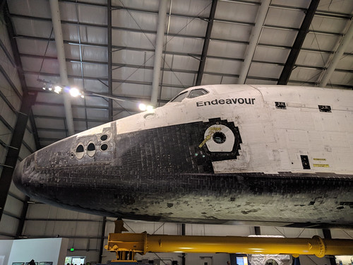 Space Shuttle Endeavour | by RuggyBearLA