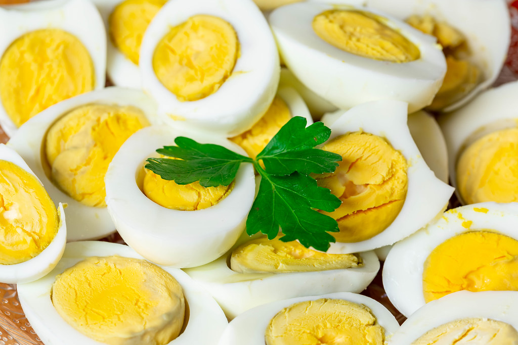 HOW TO LOSE 11 KG IN 2 WEEKS: THE EGG DIET
