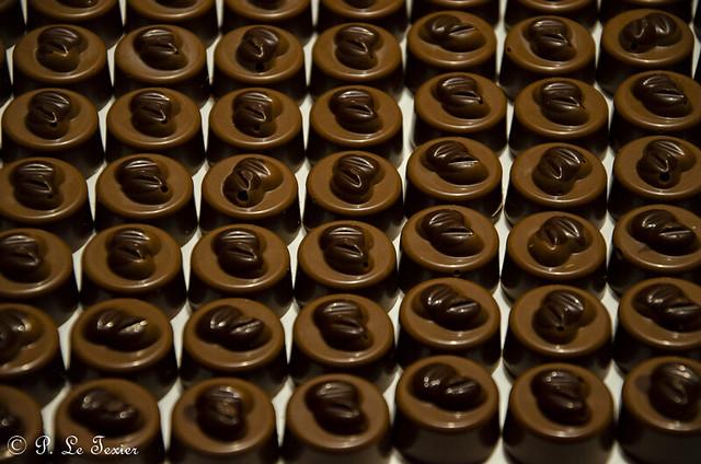 Pour les fêtes vous prendrez bien un p'tit chocolat suisse