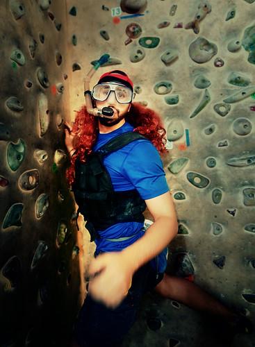 Fantasyclimbing corso di arrampicata il deposito di zio Paperone 13
