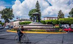 2018 - Mexico - Morelia - Fuente Las Taracas