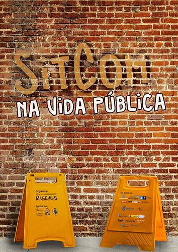 SITCOM: Cartelería