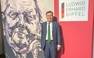 Ludwig Erhard Gipfel | by Greg Hands