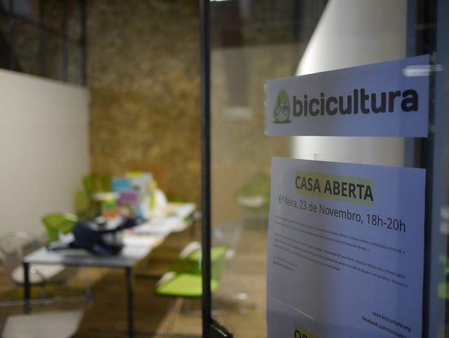 Casa da Bicicultura @ NOW Beato
