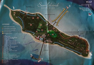 Sun Island Resort & Spa map | by TimoOK
