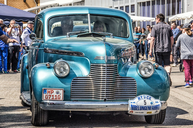 CHEVROLET Business Coupe 1940